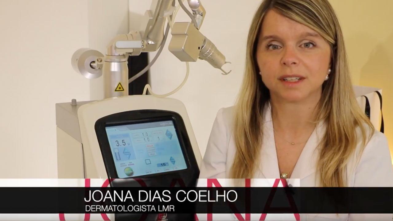 Dra. Joana Dias Coelho / Dermatologista